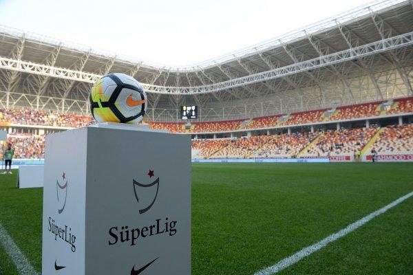 Süper Lig'de yarın oynanacak maçların muhtemel 11'