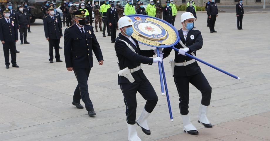 Tokat'ta 'Polis Haftası' kutlandı