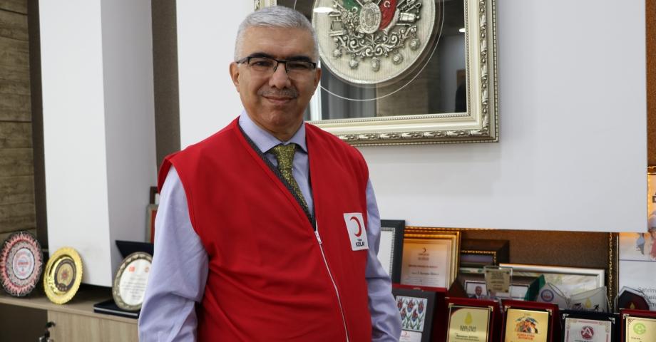 Türk Kızılayı Adana Şubesi performansta Türkiye birincisi oldu