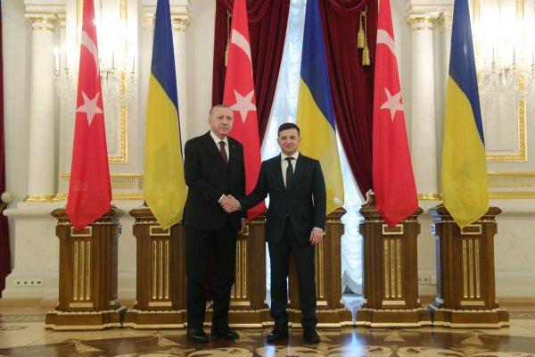 Ukrayna Cumhurbaşkanı Zelenskiy, Türkiye'ye geliyor